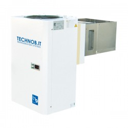 Through The Wall  Freezer TTB170 Monoblock Unit