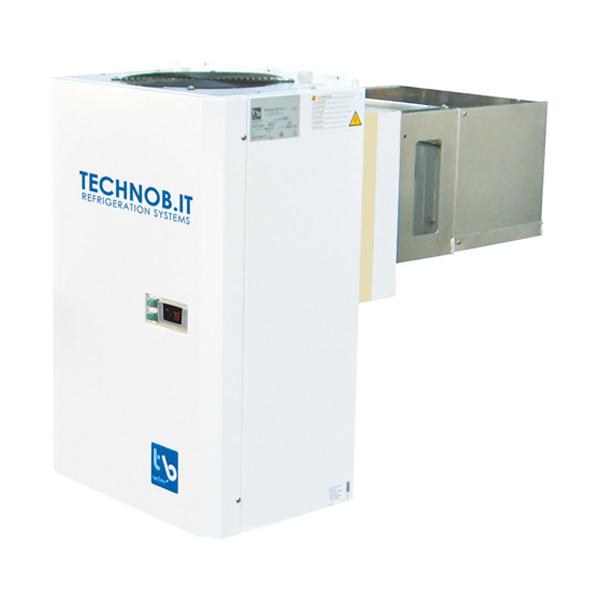 Through The Wall  Freezer TTZ170 Monoblock Unit