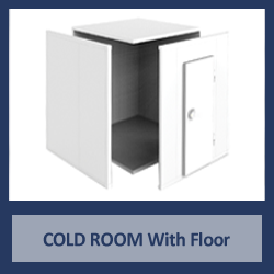 Coldrooms With Floor
