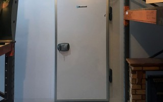 FREEZER ROOM INSTALLATION AT MEAT BAY SOUTHAMPTION